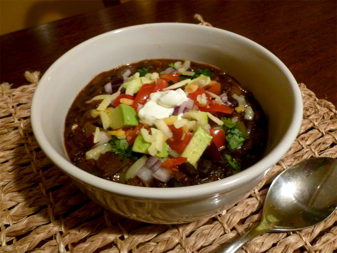 how to cook brazilian black beans