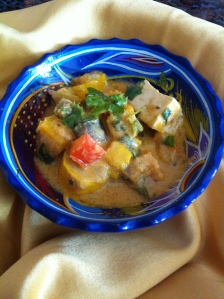 Weeknight Thai Curry with Seasonal Vegetables