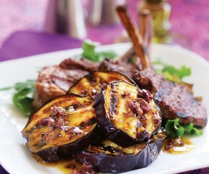eggplant anchovy