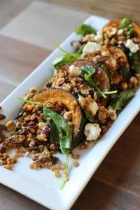 Kabocha-squash-salad-