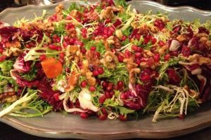Persimmon-Pomegranate-Frisee-salad-from-Dec-25-2014